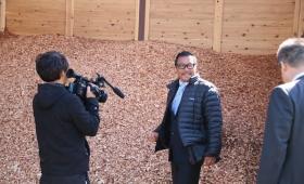 群馬県の川場村に「川場村木材コンビナート製材施設」がOPEN