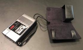 25年前の閃きが詰まったマイクロテープレコーダー