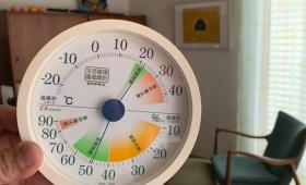 新型コロナウィルス対策には温度と湿度が重要